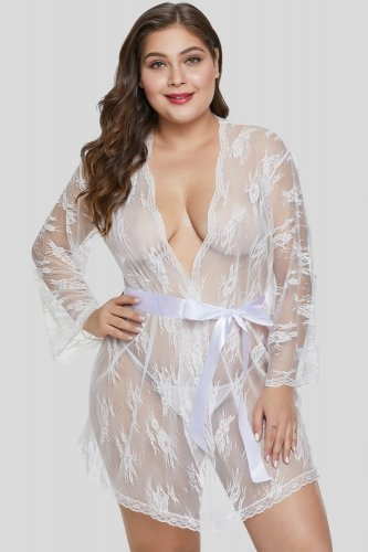Robe de nuit sexy