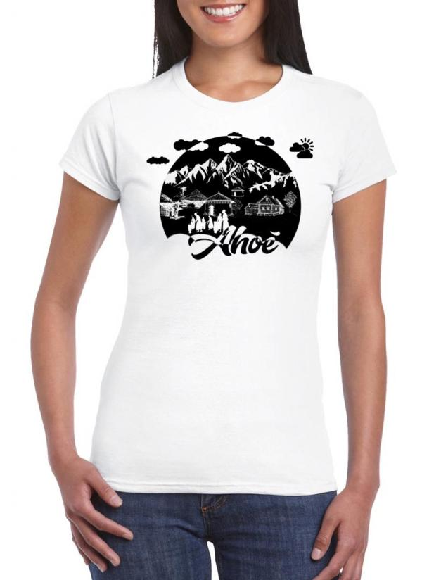 t shirt streewear femme