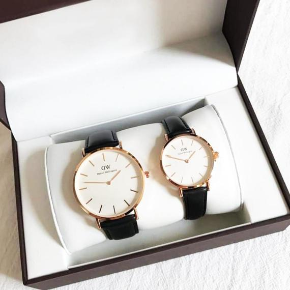 Daniel Wellington Sheffield Montre couple