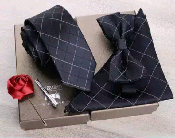coffret cravate homme