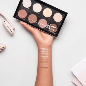 palette nyx highlight and contouring