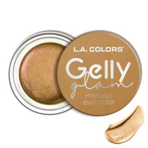 L.A. color gelly glam metllic eye queen bee