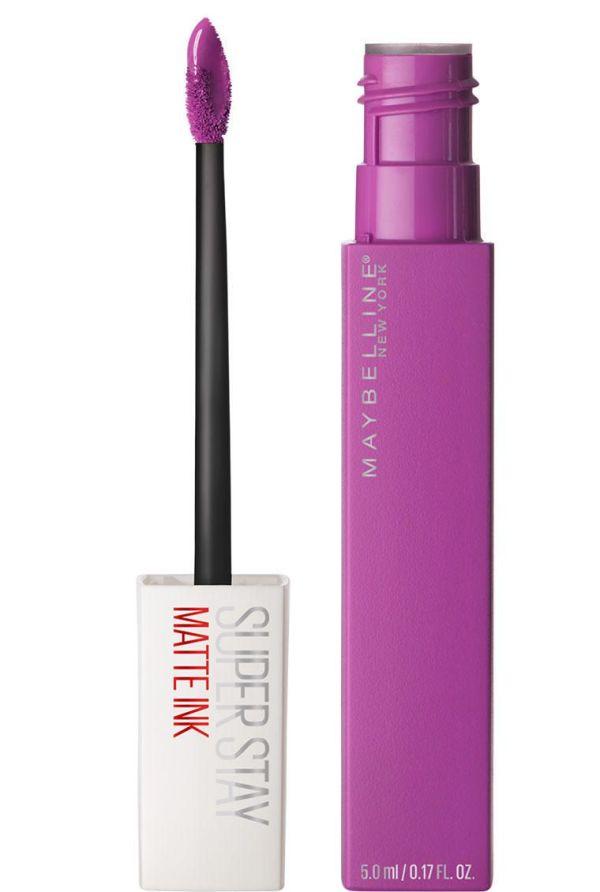 rouge à lèvres maybelline superstay matte ink 35 creator