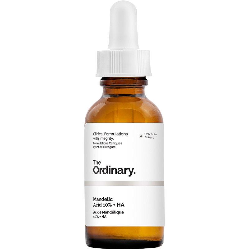 serum visage the ordinary peeling acide mandelic 10% + HA