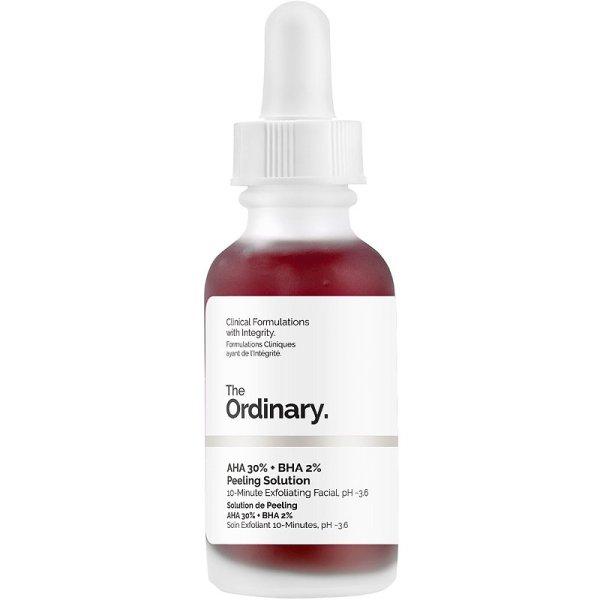 serum visage the-ordinary-peeling-solution-aha-30-bha-2
