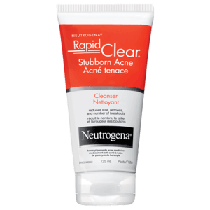 nettoyant anti acné tenance neutrogena rapid clear