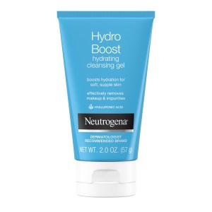 gel nettoyant hydratant neutrogena tube