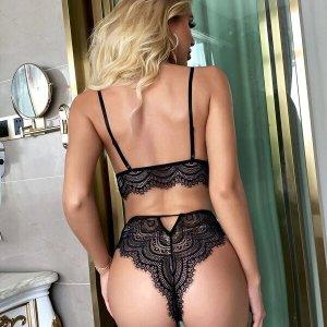 ensemble lingerie dentelle sexy