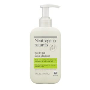 nettoyant visage purifiant neutrogena naturals