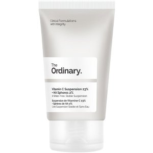 suspension vitamine C serum visage the ordinary
