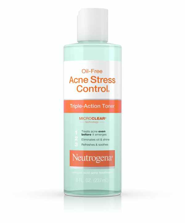 lotion toner anti acne neutrogena acne stress control