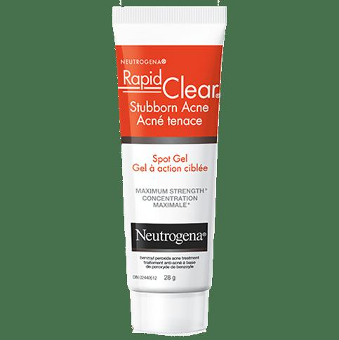 gel anti acne tenace neutrogena