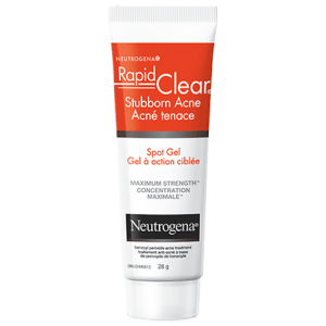 gel anti acne tenace neutrogena