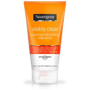 gommage anti point noir neutrogena