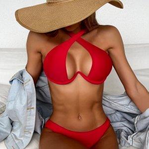 bikini sexy femme