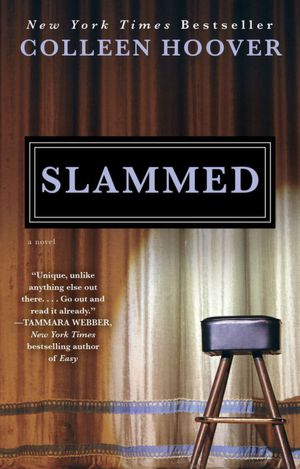 A Tear-Jerker This Is Not  Book Review: Slammed by Colleen