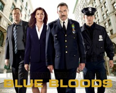 Blue Bloods logo
