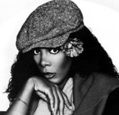 Donna Summer, one of this year's inductees.