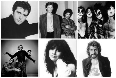 Rock and Roll Hall of Fame 2014 Inductees
