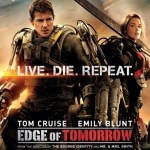 <i>Edge of Tomorrow</i> Review, Photos, and Promo. You Can't Keep a Good Man Dead.