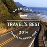 """TravelChannel .com Names Top 10 """"Travel's Best: Road Trips of 2014"""""""