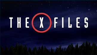 The X-Files key art