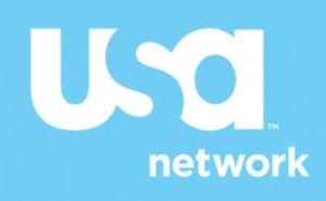USA Network logo blue