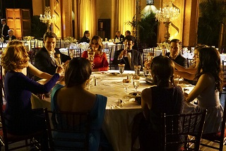Cheers to another great season of Castle! See you next year!!