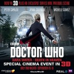 <i>Doctor Who</i> Returns to the Big Screen In <i>Doctor Who: Dark Water/Death in Heaven</i>
