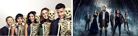 Bones - Sleepy Hollow crossover event
