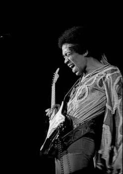Jimi Hendrix ©2015 Showtime