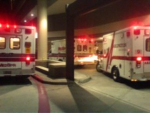 Arriving at The ER