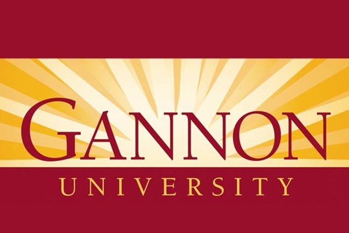 Gannon University sunburst logo_-5863714587870803505