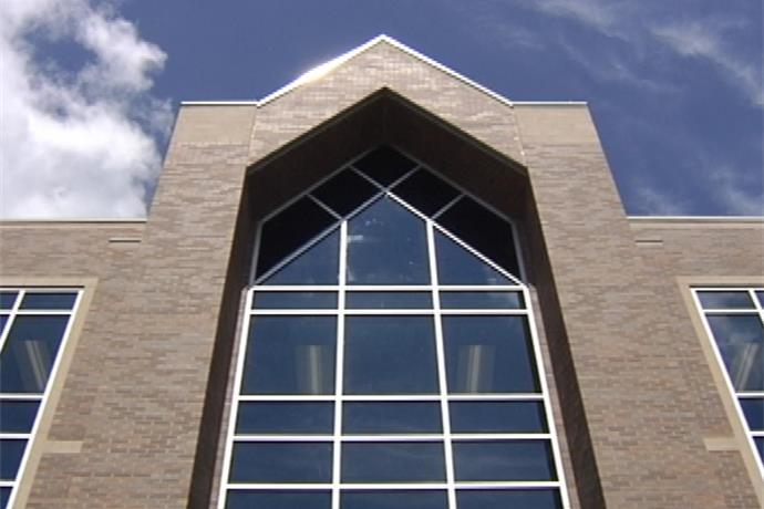 Mercyhurst University holds expo