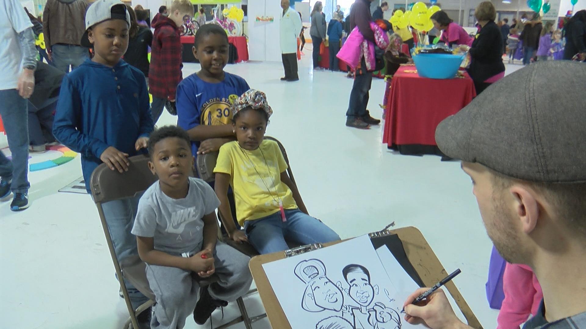 YMCA Healthy Kids Day 2018