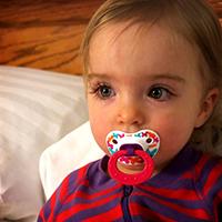 Toddler Sleep Study: Not that Fun