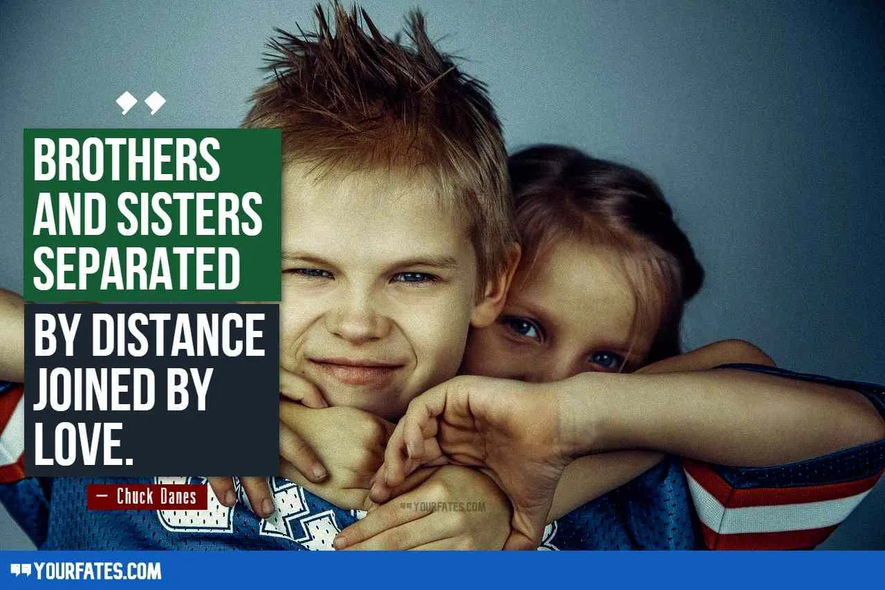 Best 50 Brother Quotes That Will Make You Feel Lucky
