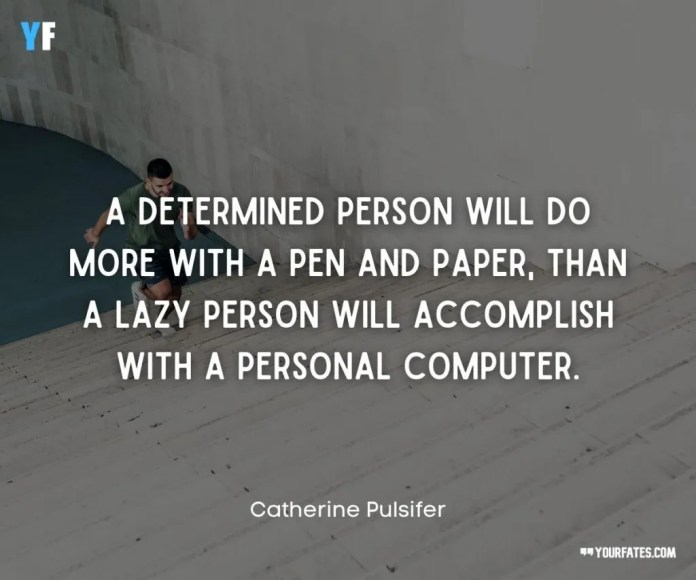 motivational determination quotes