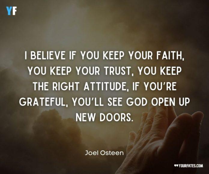 faith quotes on god