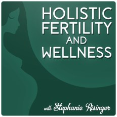 Holistic Fertility and Wellness Podcast Logo