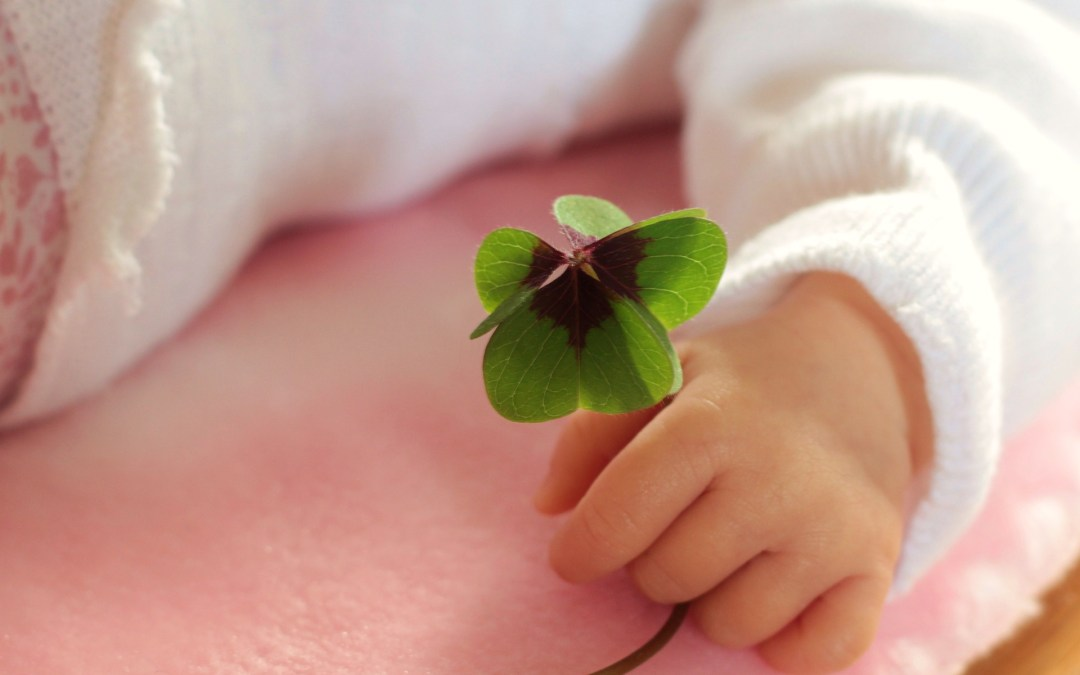 Was I Lucky to Get Pregnant?  Luck & the Fertility Journey