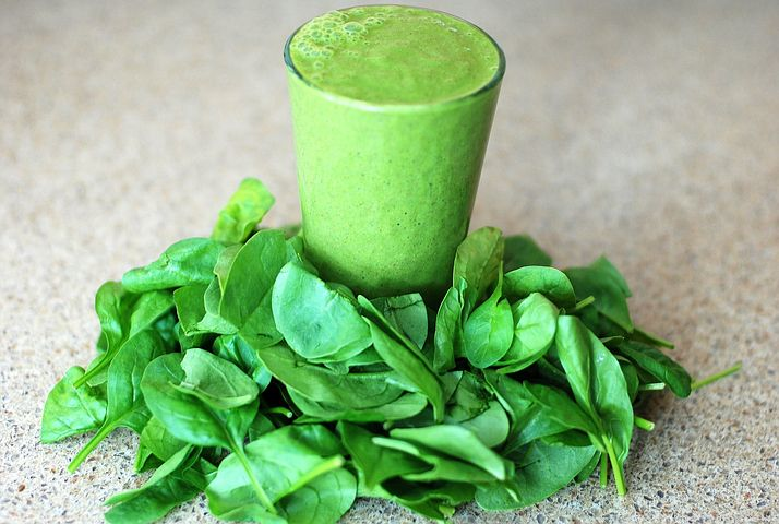 Boost Your Fertility This St. Patrick's Day With This Refreshing Smoothie