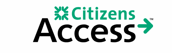 Citizens Access high yield Savings, Checking, Money Market