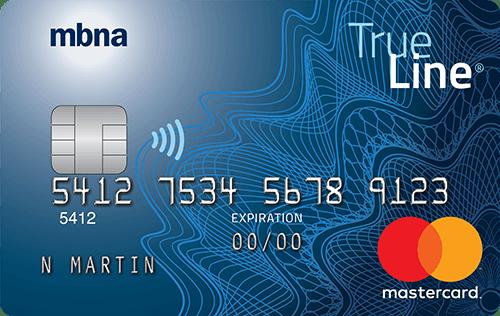 MBNA Master card