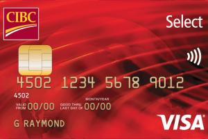 CIBC Select Visa* Card-Product Image