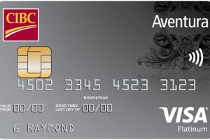 CIBC Aventura® Visa* Card-Product Image