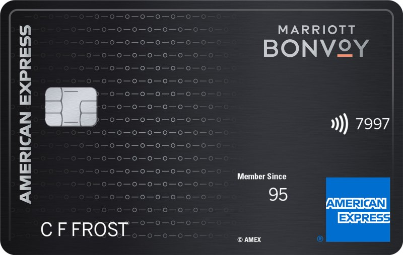 Marriott Bonvoy™ American Express® Card-Product Image