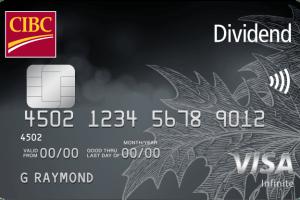 CIBC Dividend® Visa Infinite* Card-Product Image