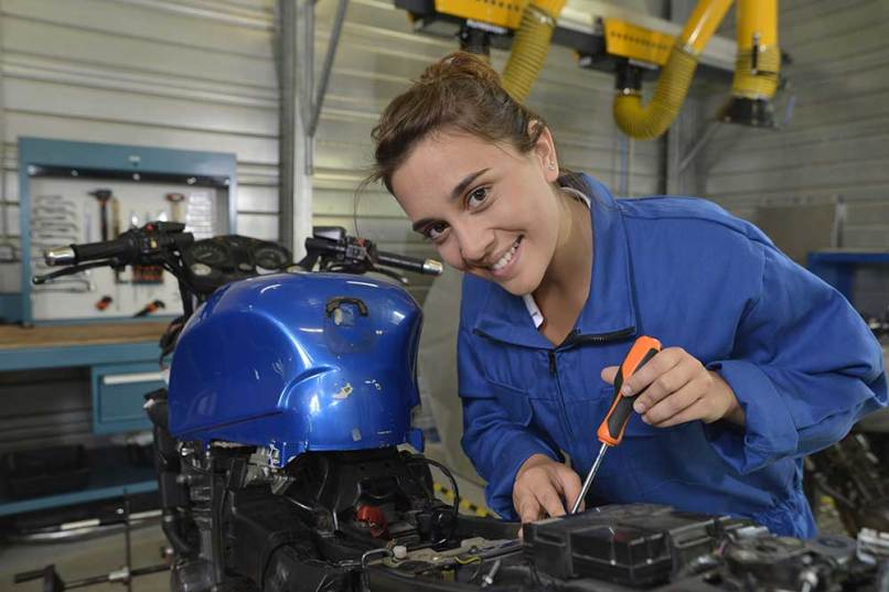 What Does A Motorcycle Mechanic Do
