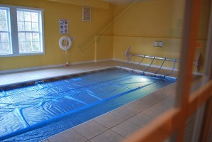 Sherwood Forest New Construction - Indoor Pool